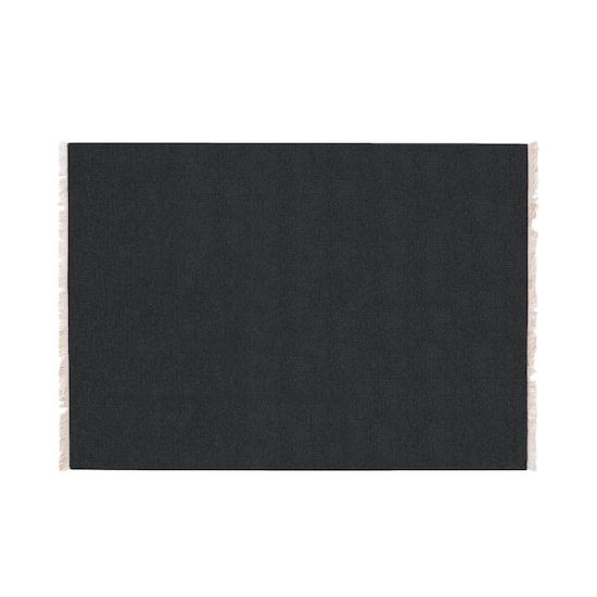 Laholm - Stringa Flatwoven Rug 3m x 2m - Charcoal