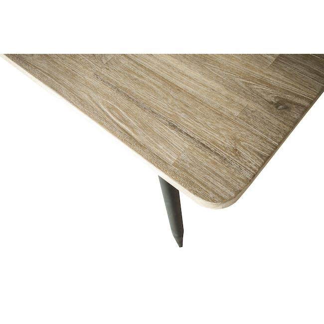 Starck Dining Table 1.6m - 9
