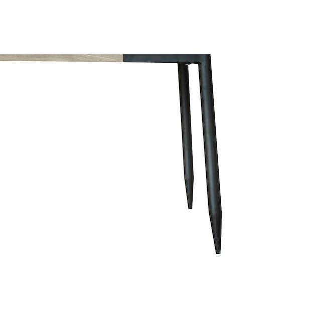 Starck Dining Table 1.6m - 8