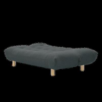 Aaron Sofa Bed - Dark Grey - Image 2