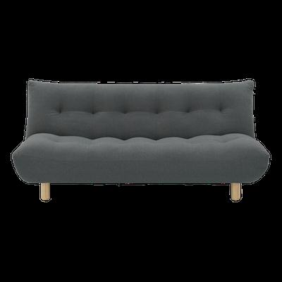 Aaron Sofa Bed - Dark Grey - Image 1