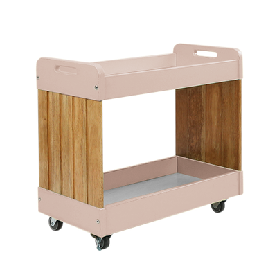 Mikelle Trolley - Blush - Image 1