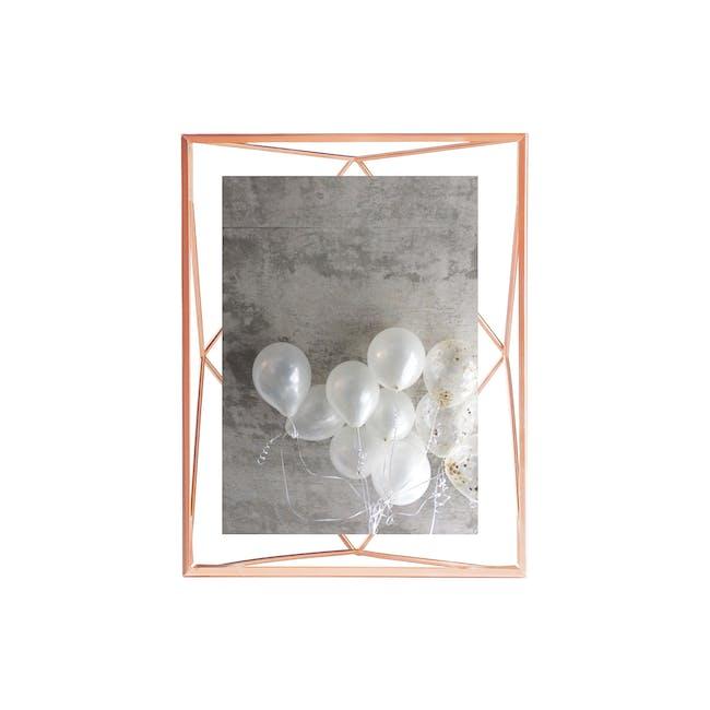 Prisma Rectangle Photo Display - Copper - 0