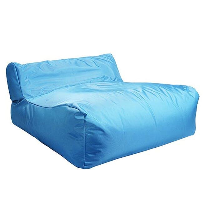 Sploosh Alfresco Bean Bag - Caribbean Blue (2 Sizes) - 1