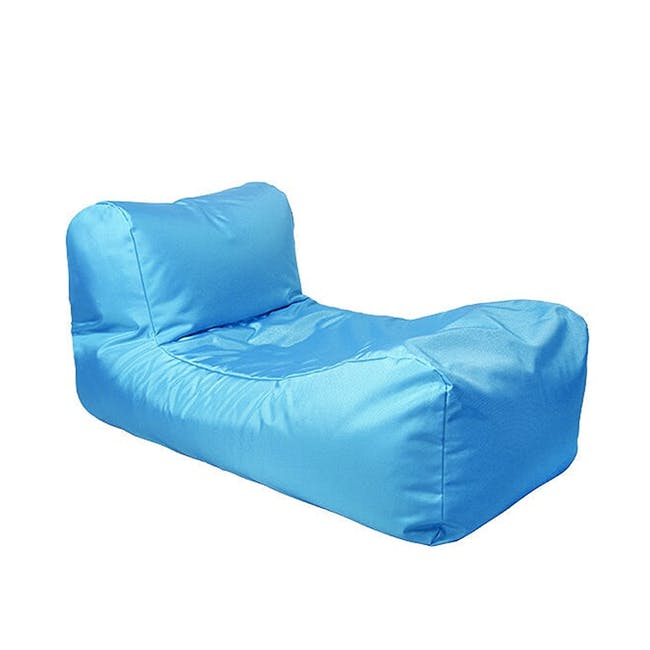 Sploosh Alfresco Bean Bag - Caribbean Blue (2 Sizes) - 0