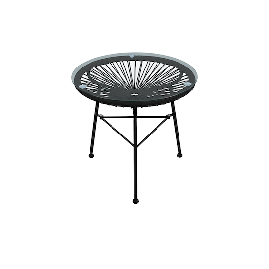 Acapulco - Acapulco Side Table - Black