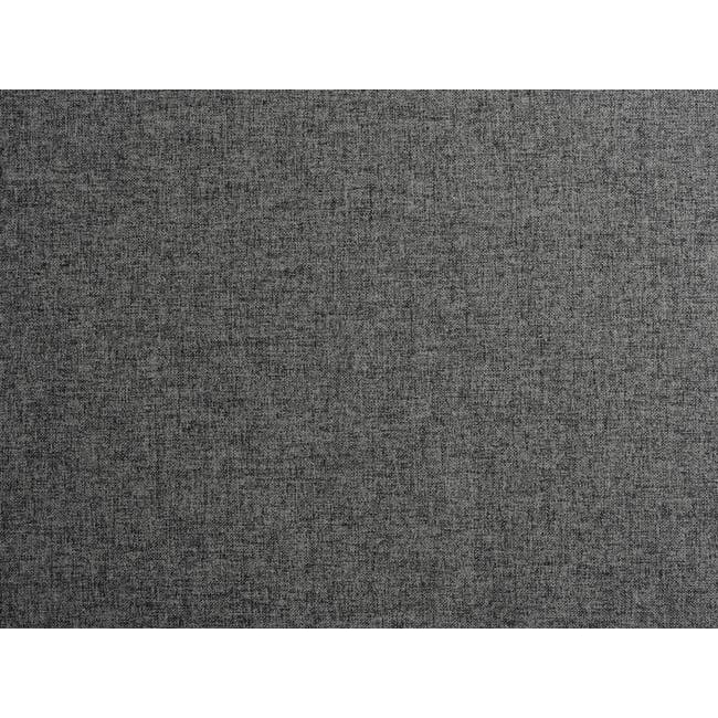 Evan 2 Seater Sofa - Charcoal Grey - 7