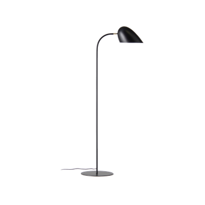 Gerbil Floor Lamp - Matte Black - Image 1