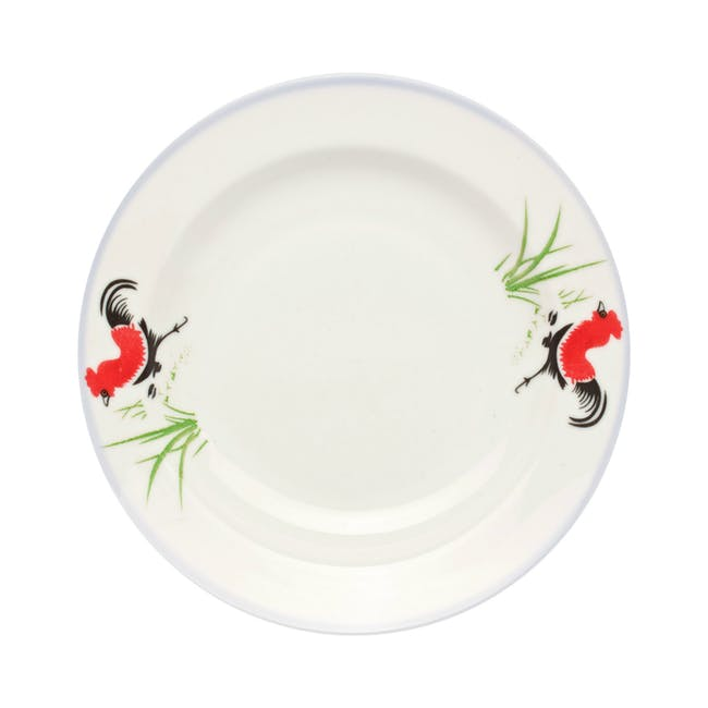 Rooster Soup Dish (Set of 3) - 2