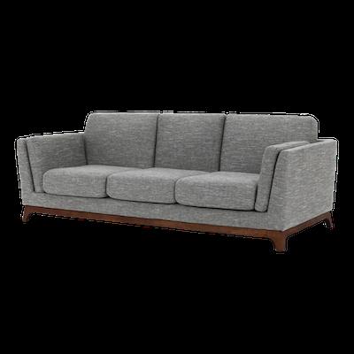 Elijah 3 Seater Sofa with Elijah Armchair - Image 2