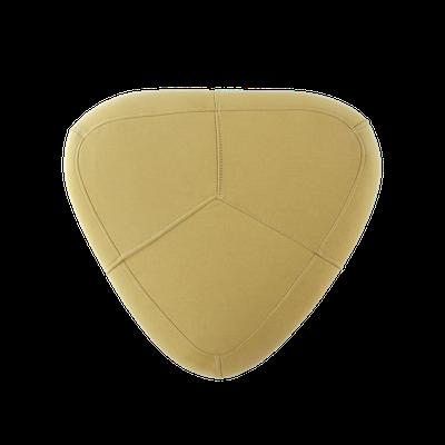 Cirrus Small Triangle Pouf - Pickle - Image 2