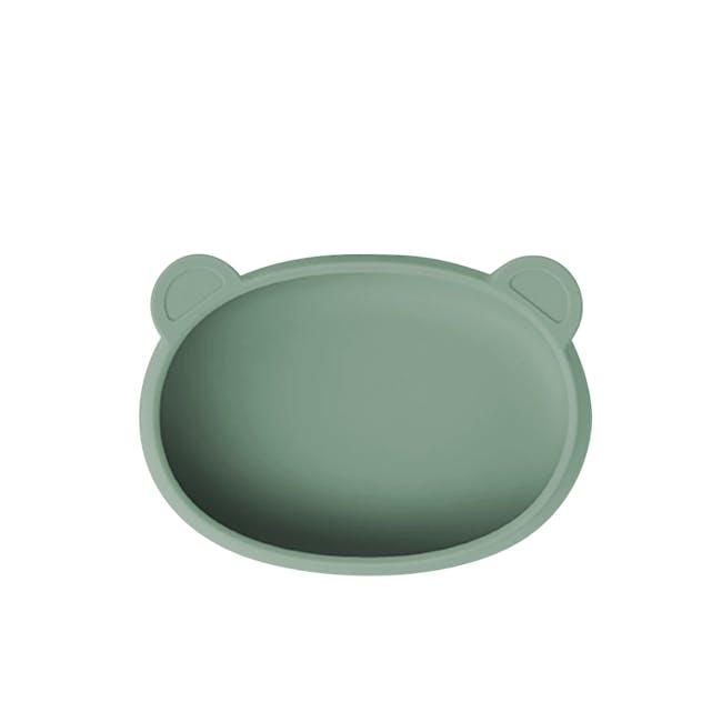 MODU'I Bear Snack Bowl 320ml - Mint - 0