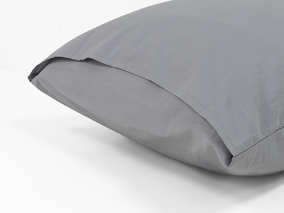 Aurora Pillow Case (Set of 2) - Stone - Image 2