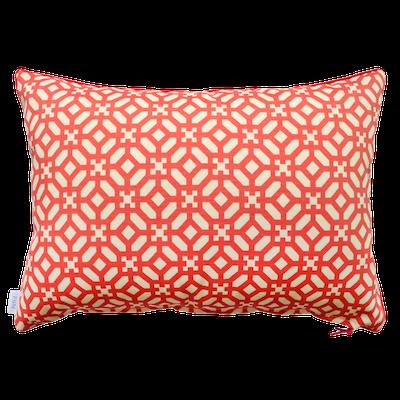Blossoms Rectangle Cushion - Image 2