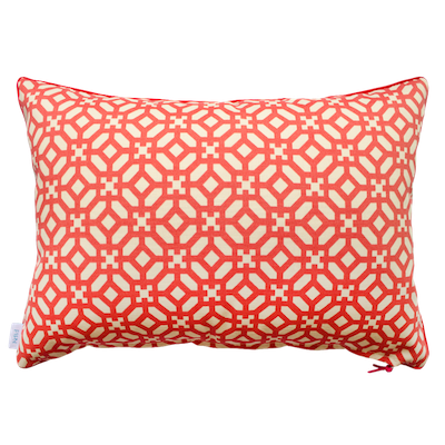 Blossoms Rectangle Cushion - Image 2