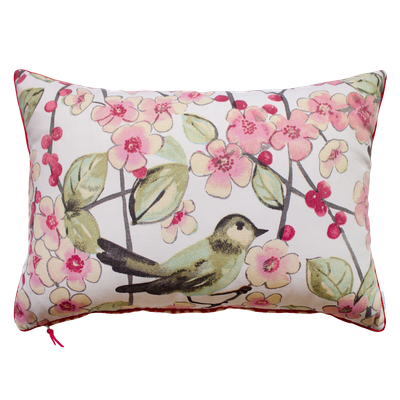 Blossoms Rectangle Cushion - Image 1