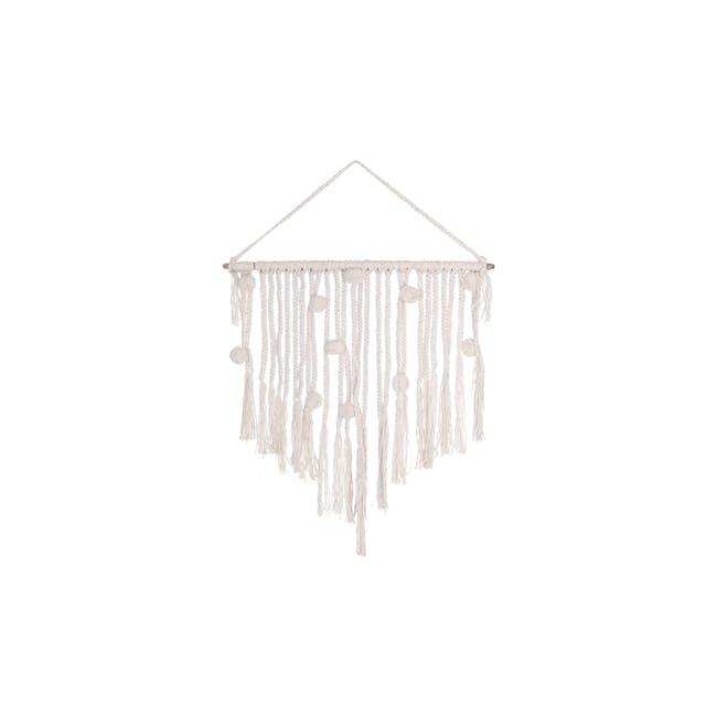 Fynn Wall Pocket Hanger - Gold - 0
