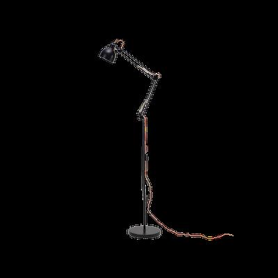 Cricket Floor Lamp - Matte Black - Image 1