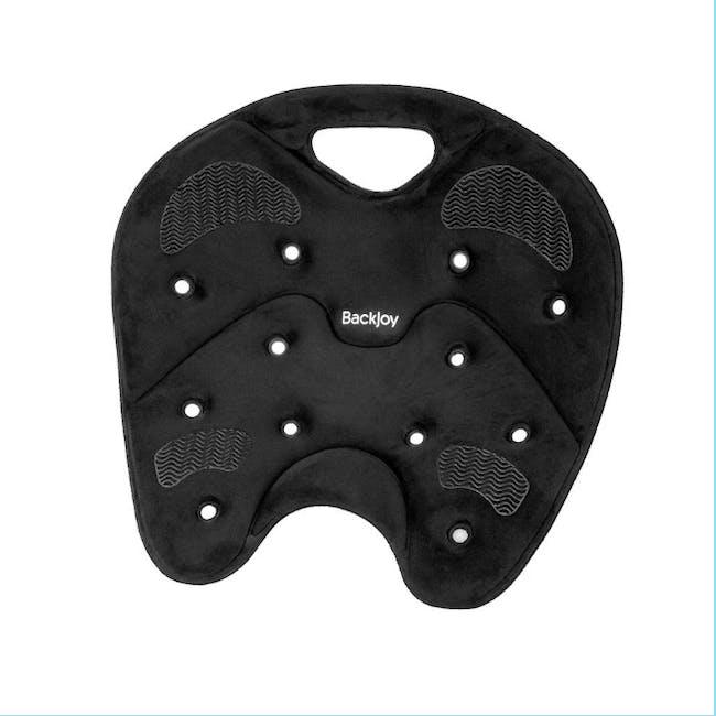 BackJoy Sitsmart Core Lux - Black - 1
