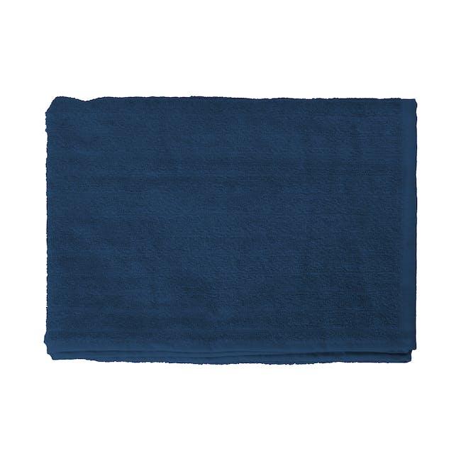 EVERYDAY Bath Towel - Navy Blue - 0