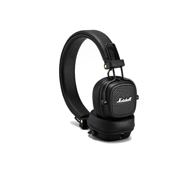 Marshall Major III Bluetooth Headphone - Black - 0