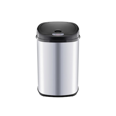 Lamart Stainless Steel Touchless Dust Bin 30L