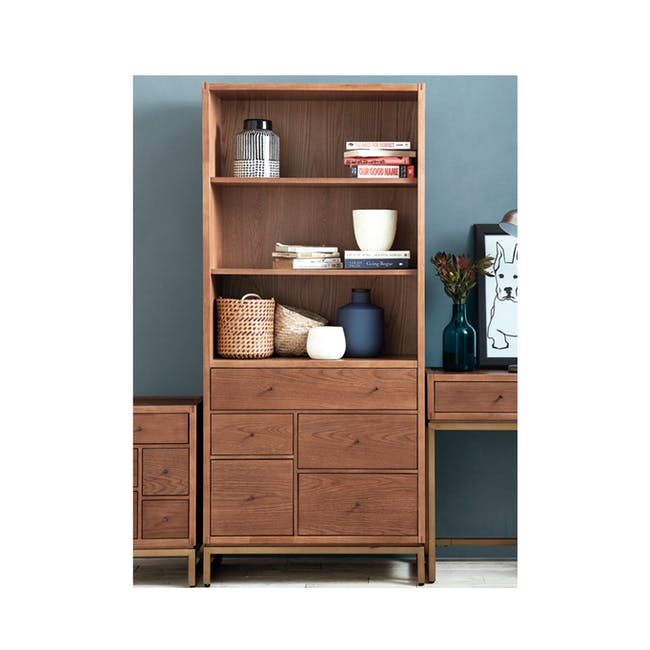 Kyrell Bookshelf - 1
