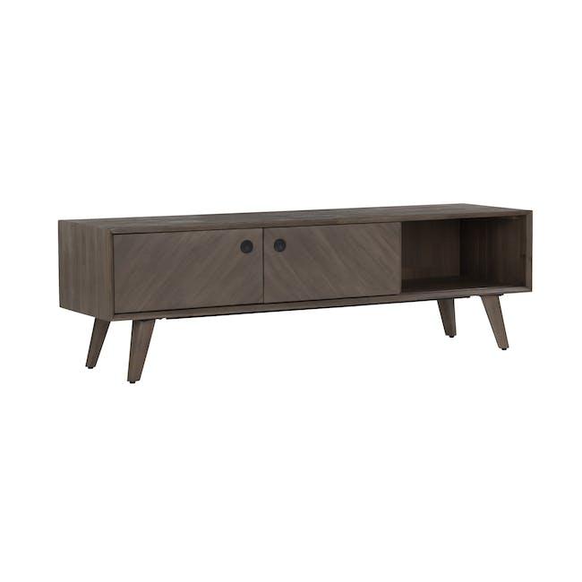 Tilda TV Console 1.65m with Tilda Single Drawer Coffee Table - 5