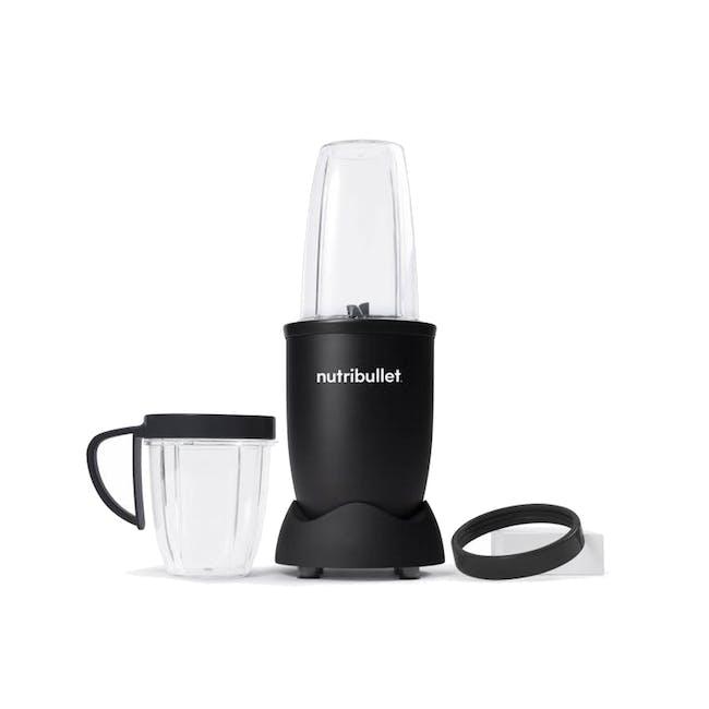 NutriBullet 600W Personal Blender - Matte Black - 3