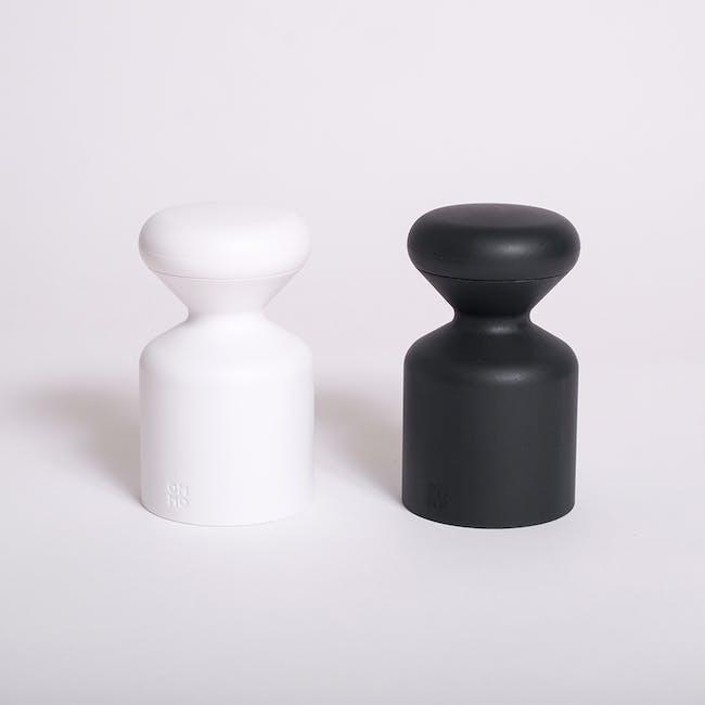 OMMO Mulino Salt & Pepper Mill - White - 3