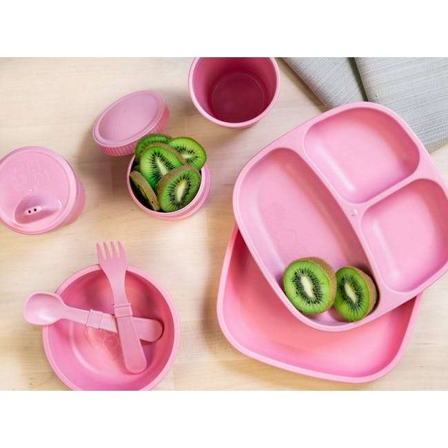 Re-Play Snack Stack Set - Blush - 2