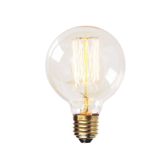 Edison G125 Squirrel Cage Filament Bulb - 0
