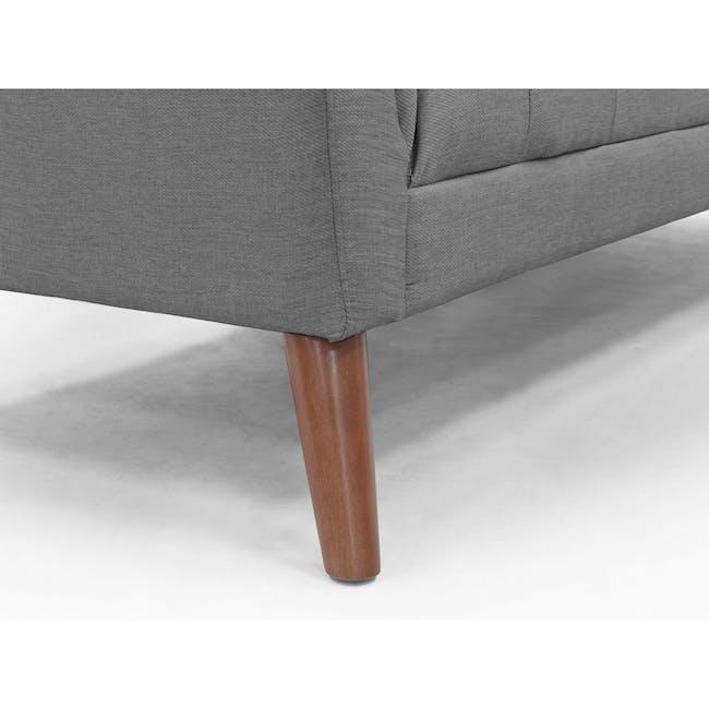 Stanley 2 Seater Sofa - Siberian Grey - 7