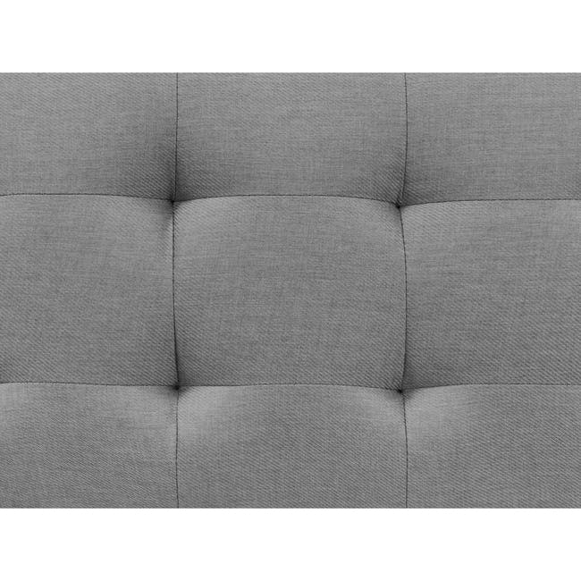 Stanley 2 Seater Sofa with Stanley Armchair - Siberian Grey - 11