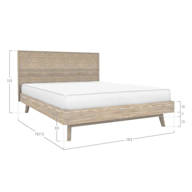 Leland King Bed - 4