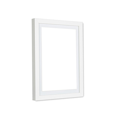 A2 Size Wooden Frame - White - Image 1