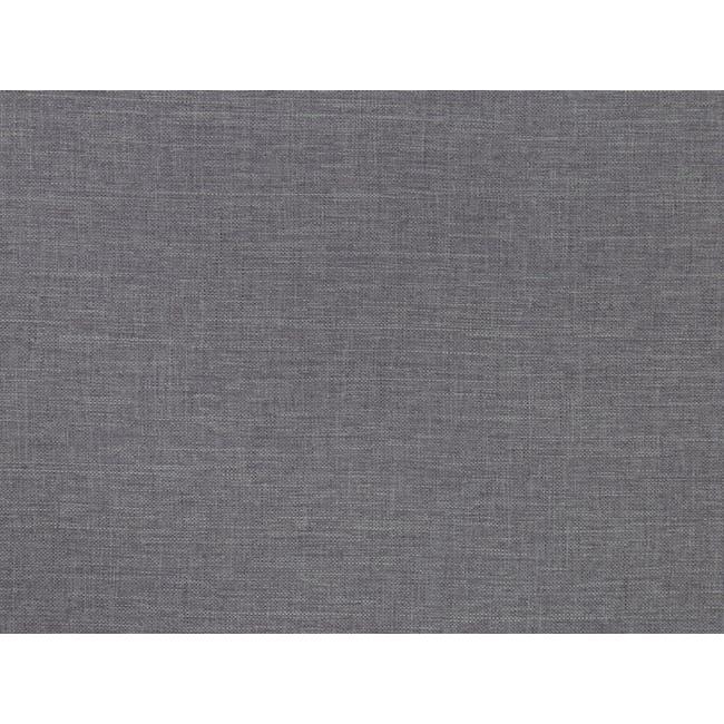 ESSENTIALS Queen Box Bed - Denim (Fabric) - 5