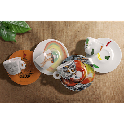 illy Art Collection - SustainArt Cups (Set of 4) - Image 2