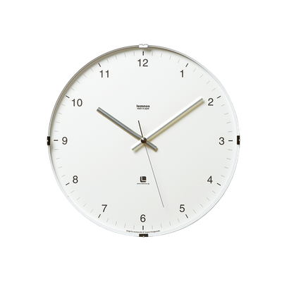 North Wall Clock - White - Image 2