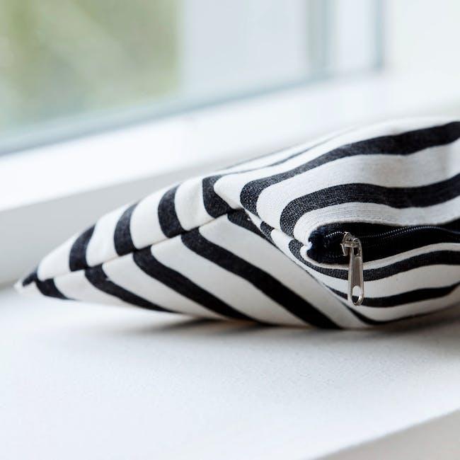 Stripes Makeup Bag - 2