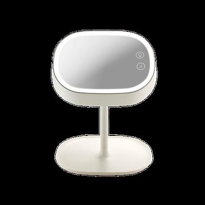 LED Light Vanity Mirror - Cream White - Image 1