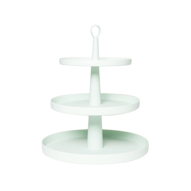 OMMO Tiers 3-Level Stand - Mint - 0