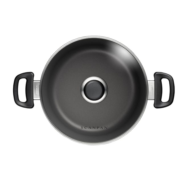 SCANPAN Classic Induction Dutch Oven with Lid - 4.8L - 2