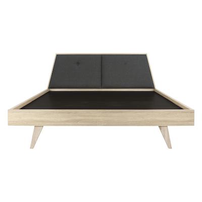 Parker Queen Wooden Bed - Image 1
