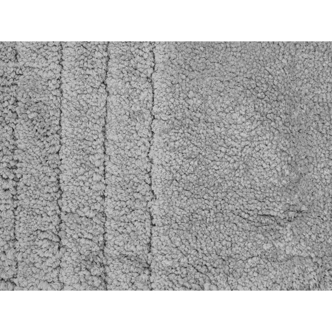 Relle Floor Mat - Cloud Grey - 4