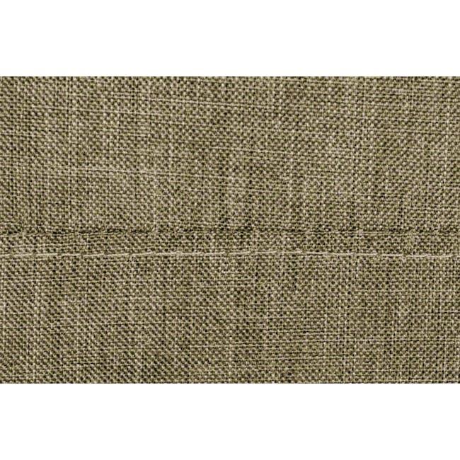 ESSENTIALS Queen Divan Bed - Khaki (Fabric) - 5