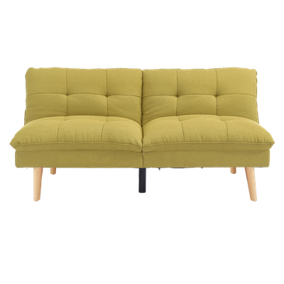 Jen Sofa Bed - Mustard - Image 2