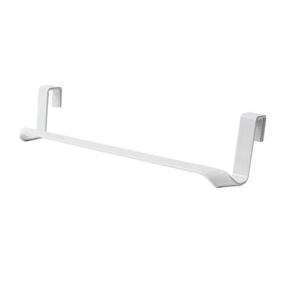 Towel Rack Holder over Drawer / Cupboard - White - Image 1