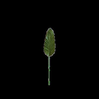 Faux Paradisiaca Leaf - Large - Image 1