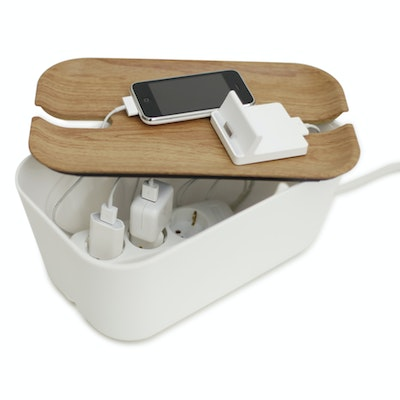 Hideaway Cable Organiser - Natural - Image 2